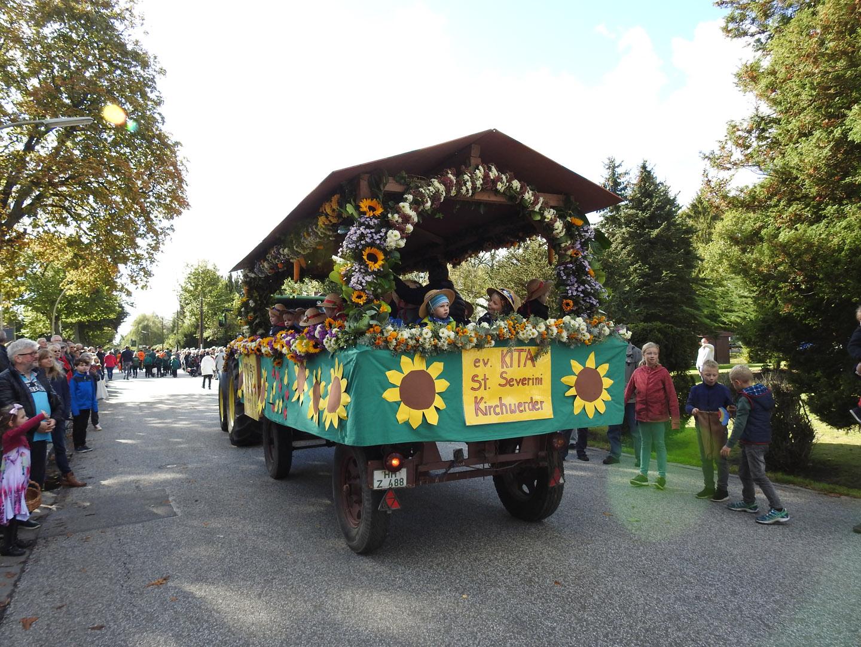 Erntedankfest Kirchwerder
